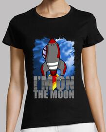 Rocket on the Moon
