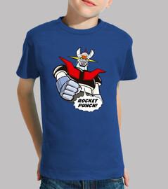 Rocket Punch! - Mazinger Z