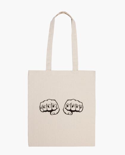 Rockmamablack bag