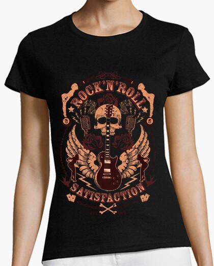 Tee-shirt rocknroll