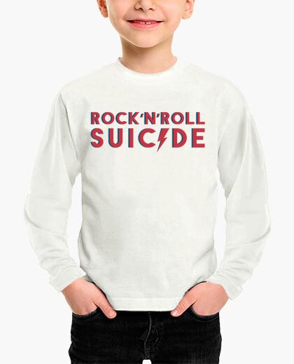 Ropa infantil Rock'n'Roll Suicide
