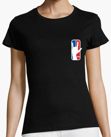 Camiseta Rocks NBA Logo