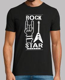 rockstar è qui - rock and roll music