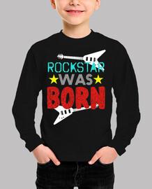 Rockstar Was Born