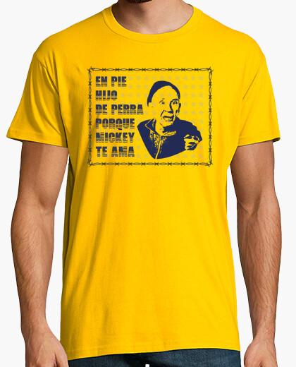 Camiseta Rocky Balboa - Mickey