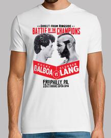 Rocky Balboa vs Clubber Lang (Rocky III)