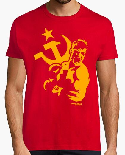 Camiseta Rocky IV: Ivan Drago