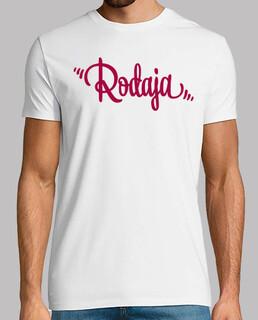Rodaja Anagrama Camiseta Hombre
