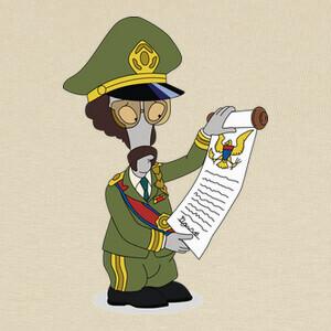 Tee-shirts Roger - El General