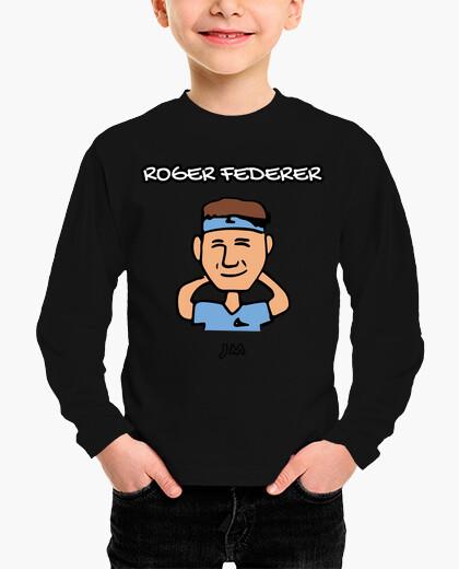 Ropa infantil Roger Federer