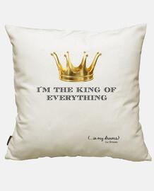 roi de la couronne (lettres noires)