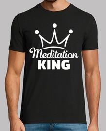 roi de méditation