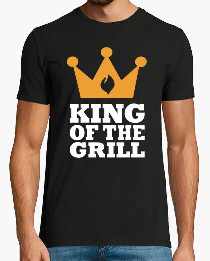 Tee-shirt roi du grill