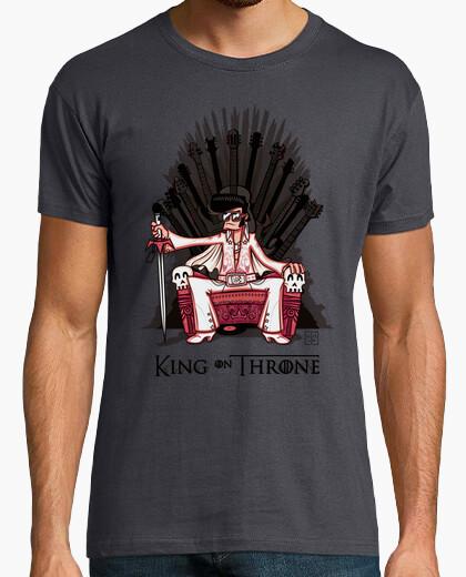 Tee-shirt roi sur le trône