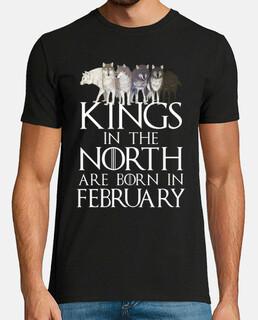 rois du nord né février