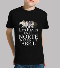 rois du nord nés en avril