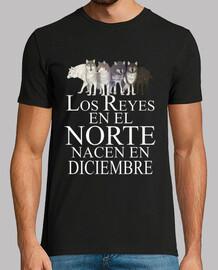 rois du nord nés en décembre