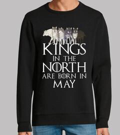 rois du nord nés mai