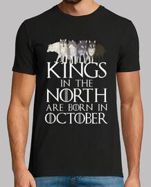 rois du nord nés octobre