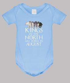 rois nés dans le nord en août