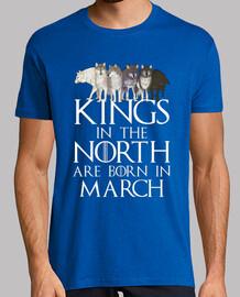 rois nés mars au nord