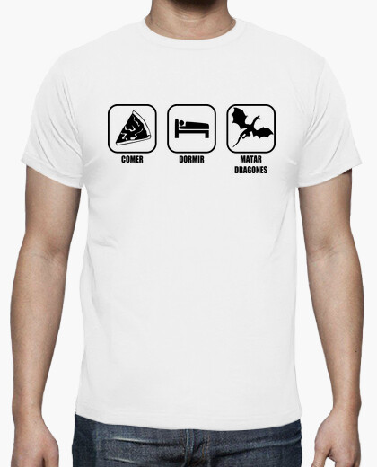Role play 2 - dragons t-shirt