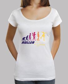roller danse évolution 5
