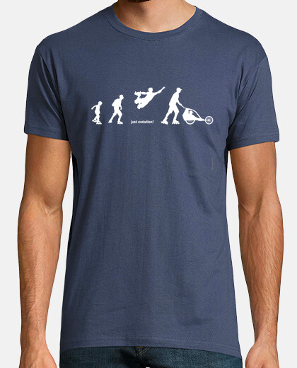 Camisetas Roller Evolution
