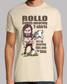 Rollo hates