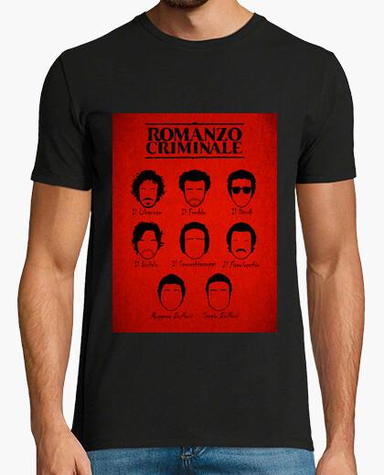 Camiseta Roma Criminal