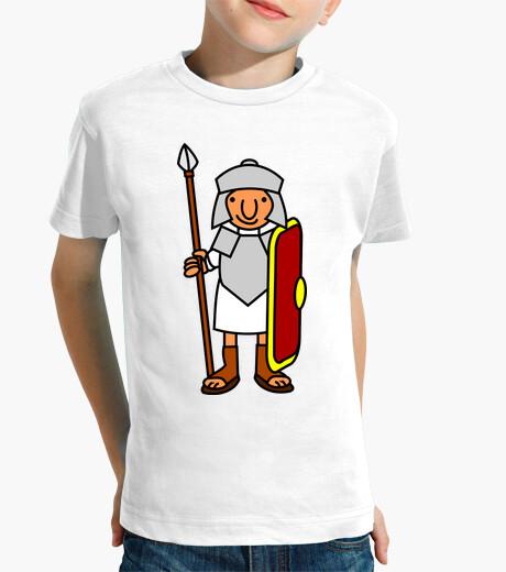 Roman legionary kids clothes