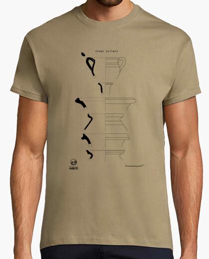 Camiseta Roman Pottery II Chico