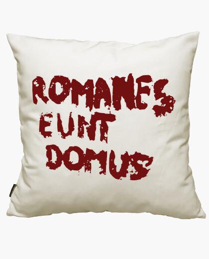 Fodera cuscino romanes eunt domus