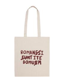 romani ite domum bag