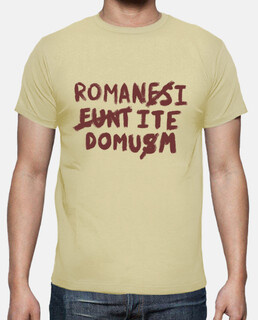 Romani ite domum H