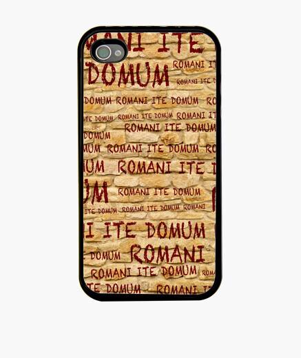 Funda iPhone Romani ite domum iPhone 4