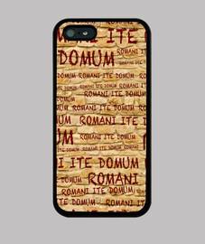 Romani ite domum iPhone 5