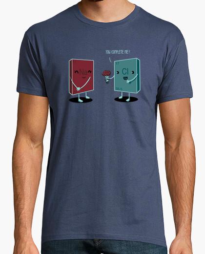 T-shirt romanticismo chimico