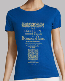 Romeo and Juliet, 1597 (dark Tees)