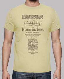 Romeo and Juliet, 1597 (ligth Tees)