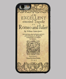 Romeo and Juliet, 1597 (phones)