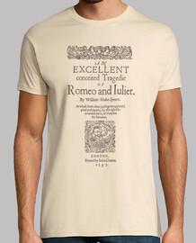 romeo e giulietta, 1597 (tee ligth)