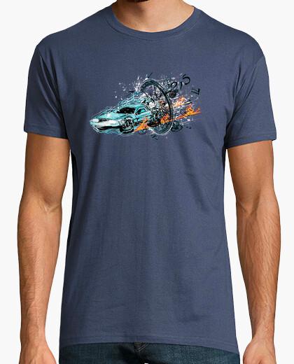 Camiseta romper con el futuro