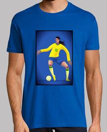 Ronaldinho Minimalist