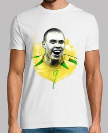 Ronaldo camiseta brasil