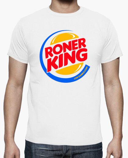 Roner king by the hairs t-shirt