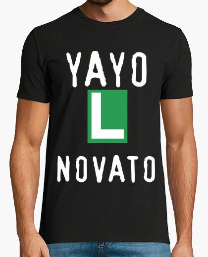 T-shirt rookie yayo