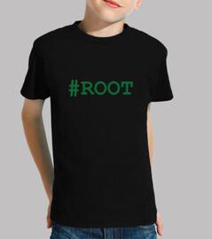 #root / friki / ordenador / Unix