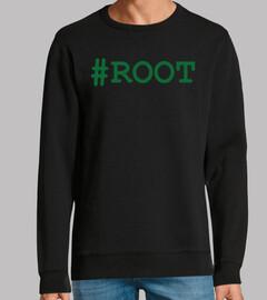 #root / geek / computer / unix