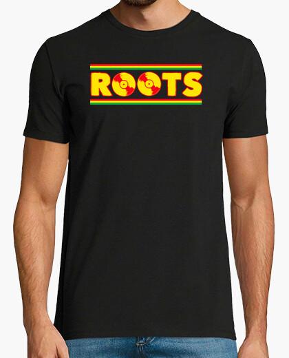 Tee-shirt Roots (Reggae)